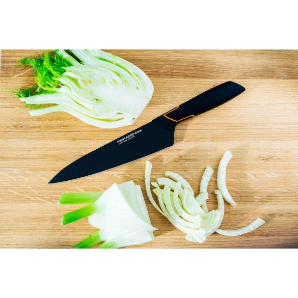 FISKARS Edge szakácskés, nagy (19 cm)