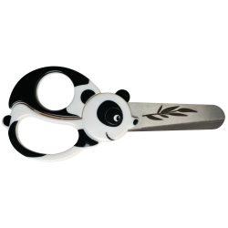 FISKARS Gyermek olló (13 cm) panda