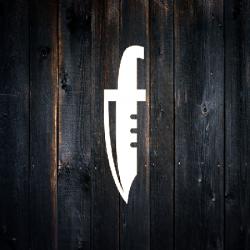 FISKARS Functional Form+ nagy méretű szakácskés