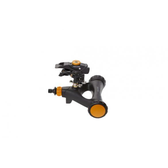 FISKARS Comfort impulzus kör esőztető, fém, kerekekkel >500 m2 (XL)