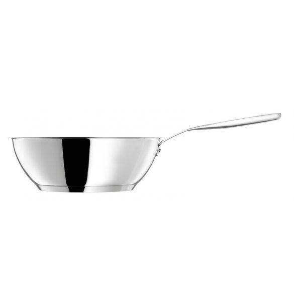 FISKARS All Steel wok serpenyő, ceratec bevonattal