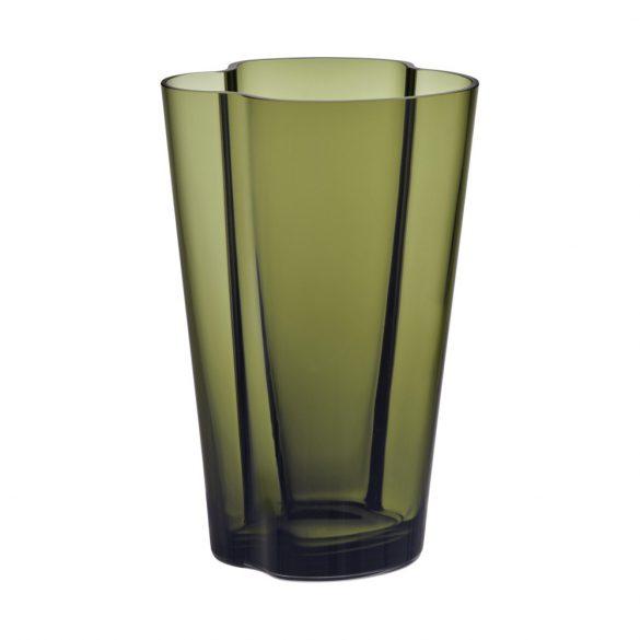 IITTALA AALTO váza 220 mm, mohazöld