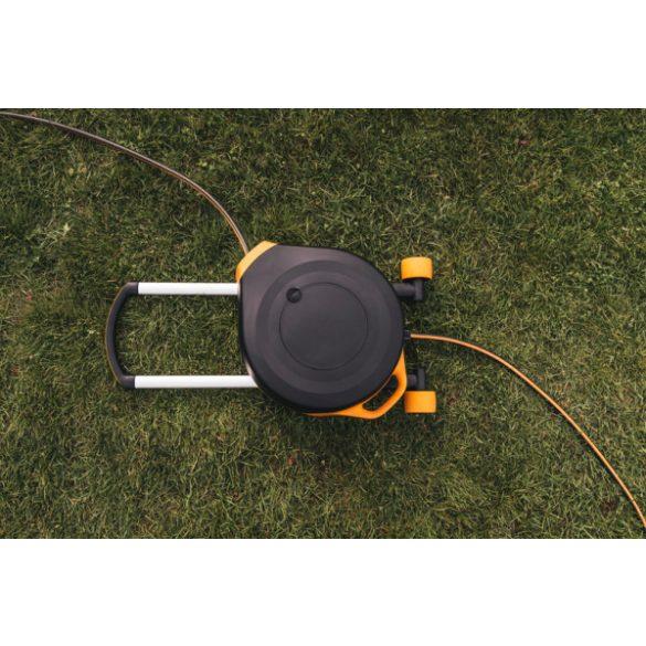 """FISKARS Performance automata tömlőkocsi 13 mm (1/2"""") 27 m tömlővel (XL)"""