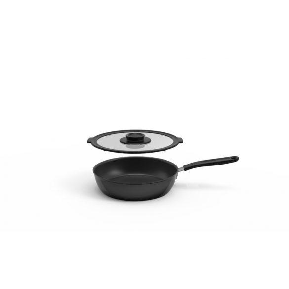 Functional Form párolóserpenyő, fedővel (26 cm)