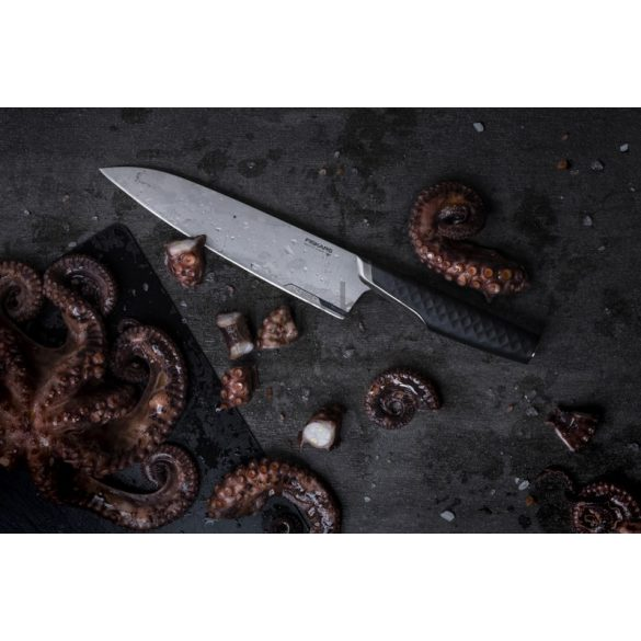 FISKARS Titanium szakácskés (20 cm)