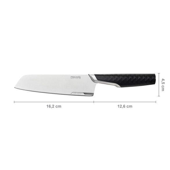 FISKARS Titanium santoku kés