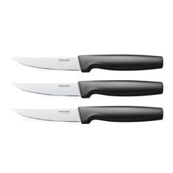 FISKARS Functional Form steak késkészlet, 3 részes