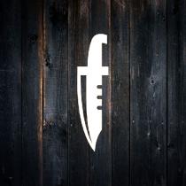 Edge deba kés (12 cm)